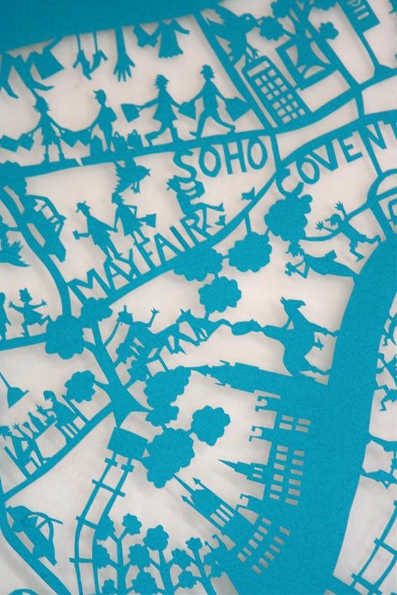 Closeu[ london map