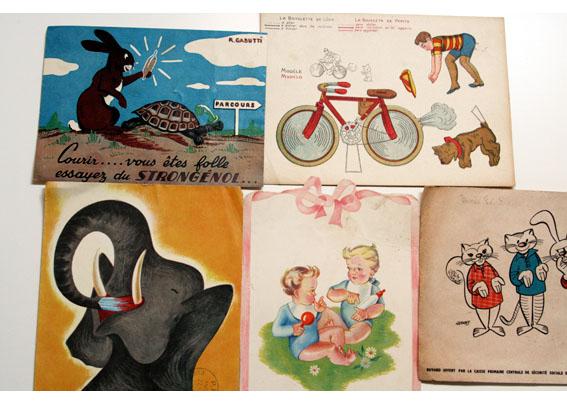 Vintage Cards 1