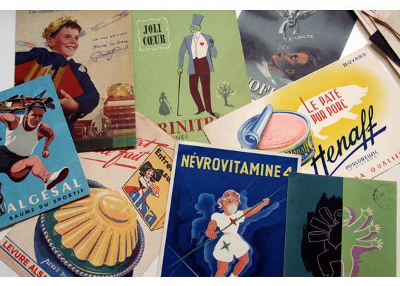 Vintage cards 3