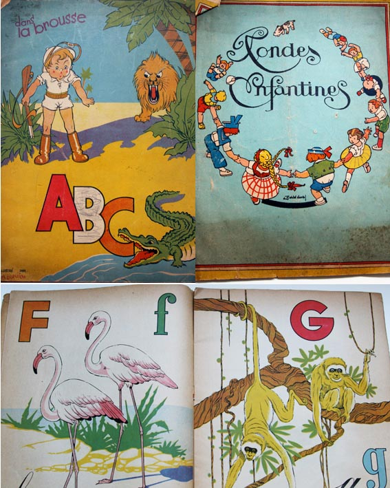 Vintage book1