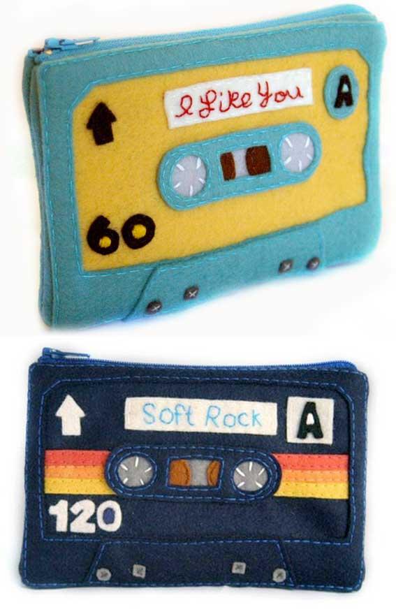 Felt 80's tapes