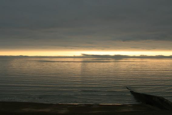 Peacehaven sea