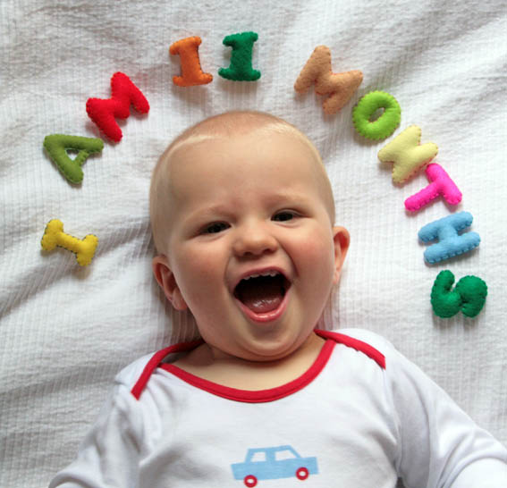Lucien 11 months