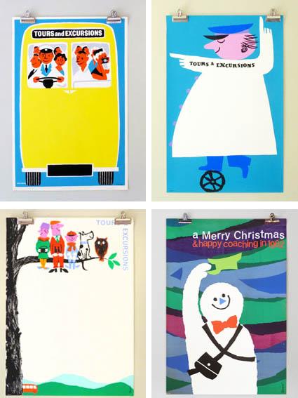 Present & correct poster