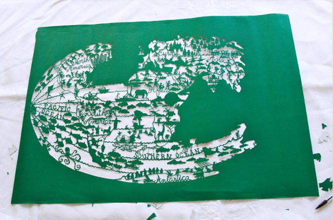 Map makingof 2