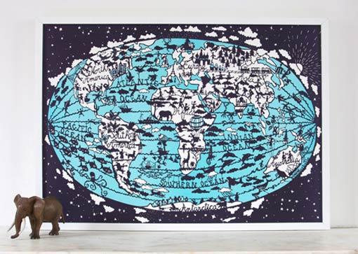 World-map-insitu