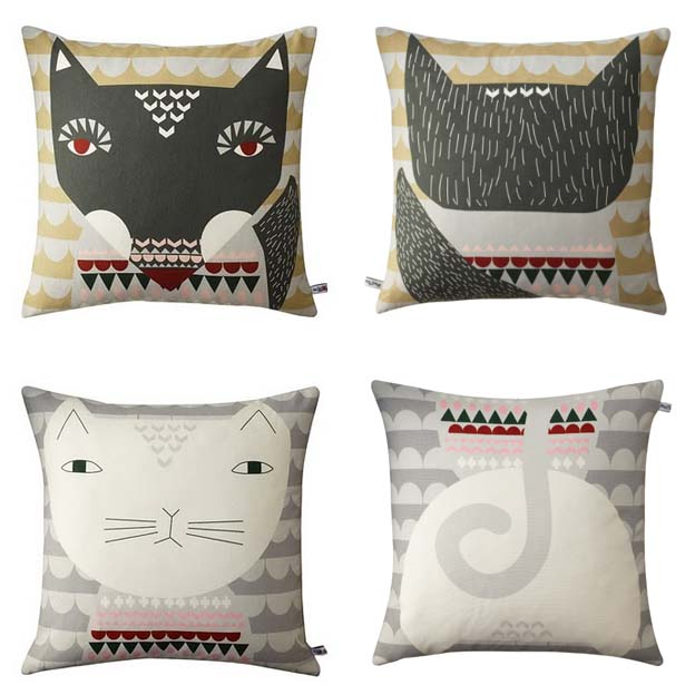 Donna wislon cushions