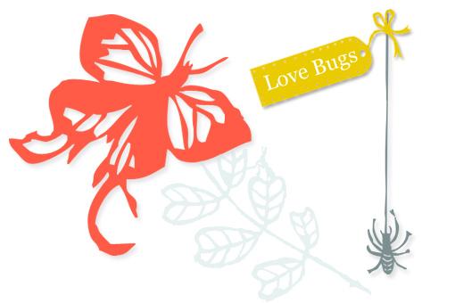 Love bugs banner