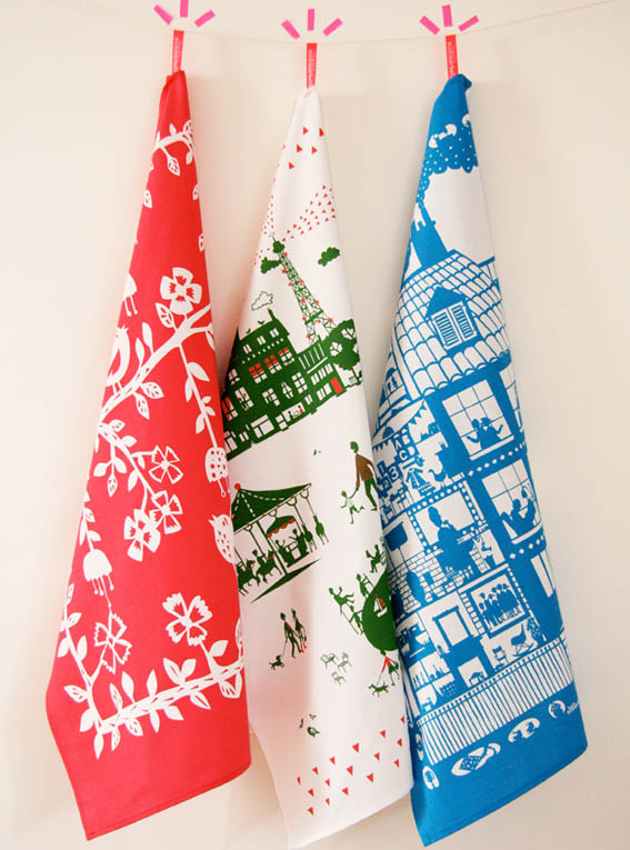 Xmasteatowels