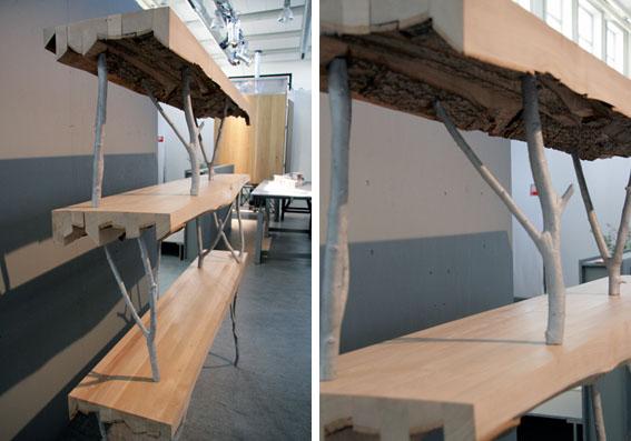 11 Wooden Shelves