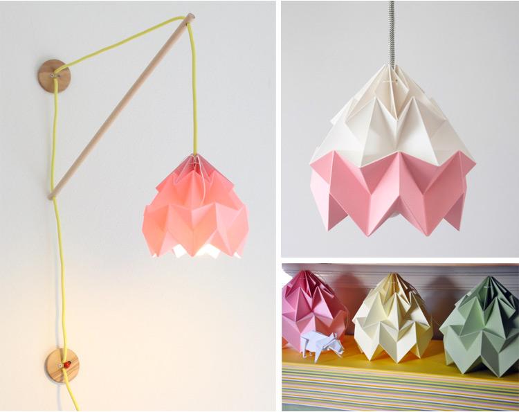 OrigamiLampshades1