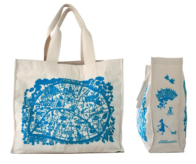 Paris bags 2 sides FS
