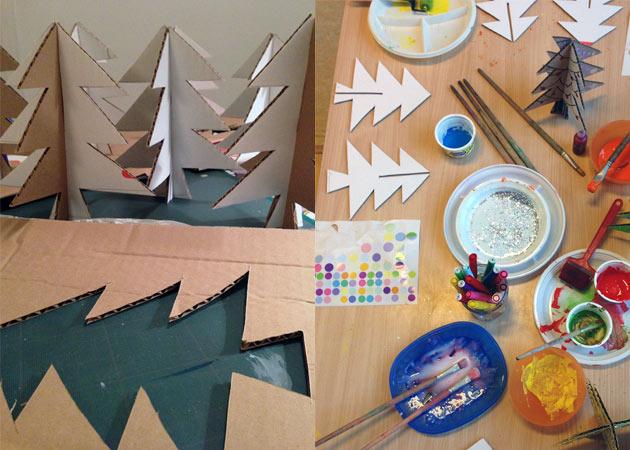 CardboardXmasTree1