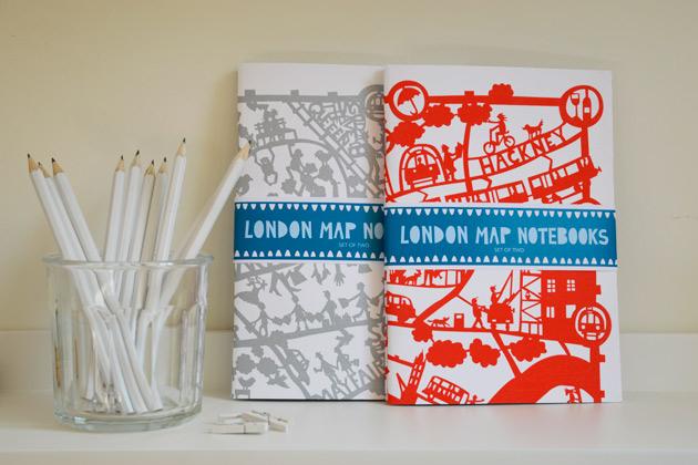 LondonNotebooksFamilleSummerbelle