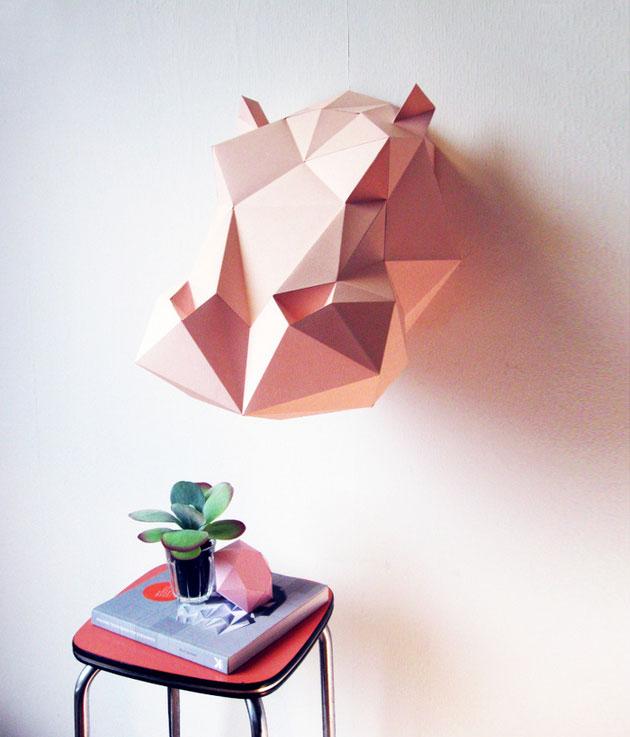 AssembliPaperFoldingRhino