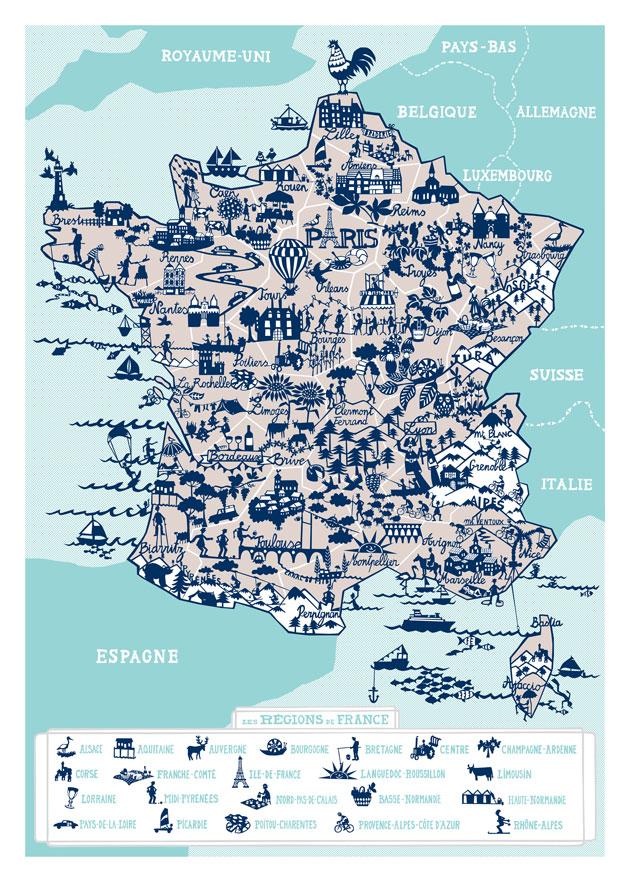 Map-Of-France-FAMILLE-SUMMERBELLE