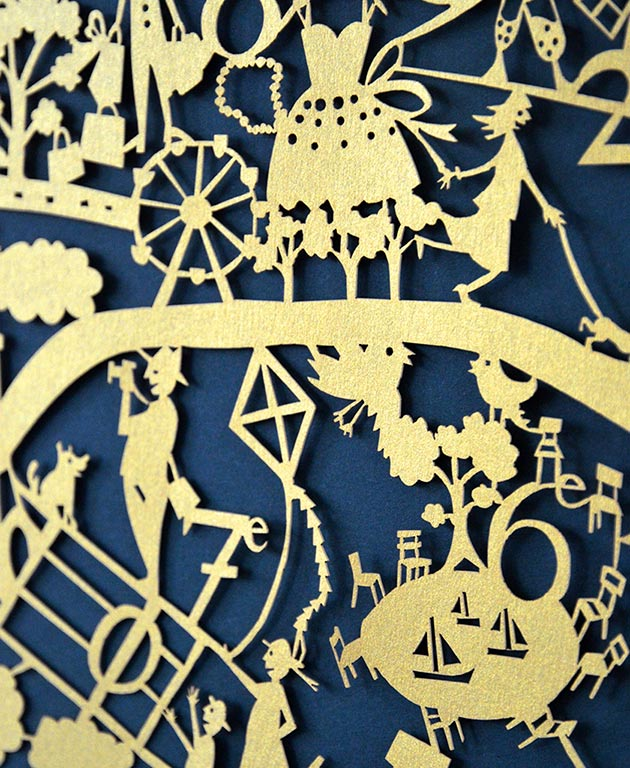 Paris-Gold-paper-cut-detail-by-Famille-Summerbelle