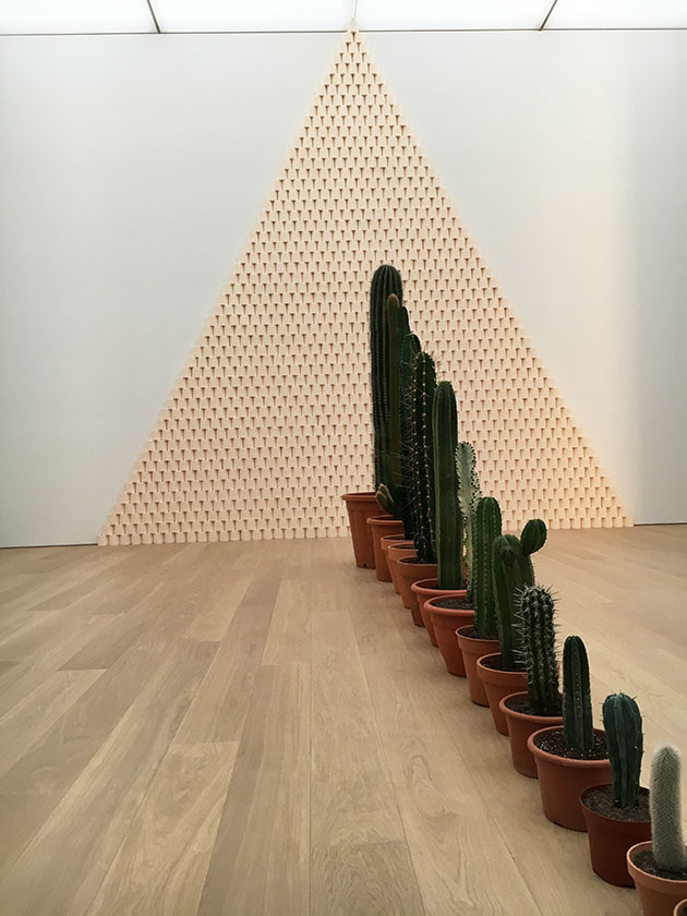 MartinCreed-Cactus-Pyramid
