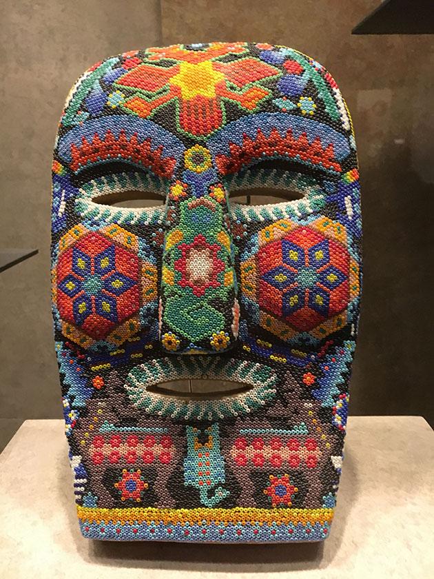 Bead-Mask