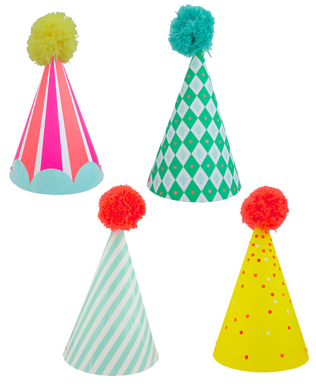 Party-Hats-Famille-Summerbelle