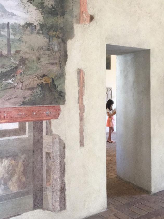 Ophelia-sketching-Palazzo-Altemp-1