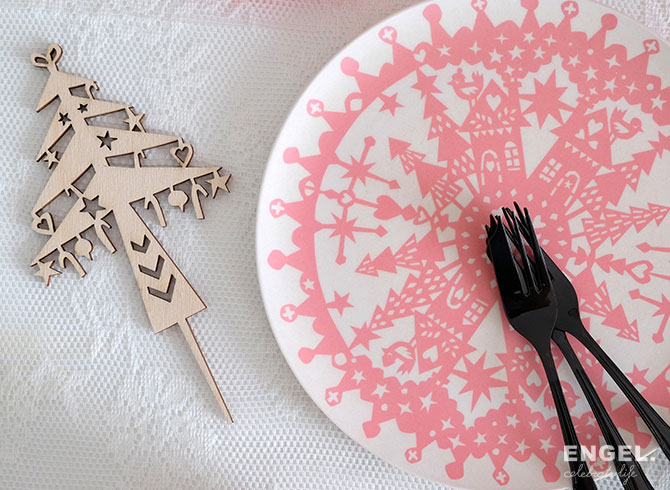Cake-topper-&-Winter-plate