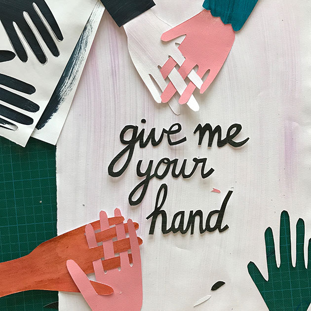 Give-me-your-hand-paper-cut-by-Famille-Summerbelle4