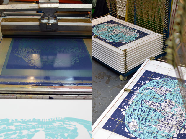 ScreenprintingWorldMapFamilleSummerbelle