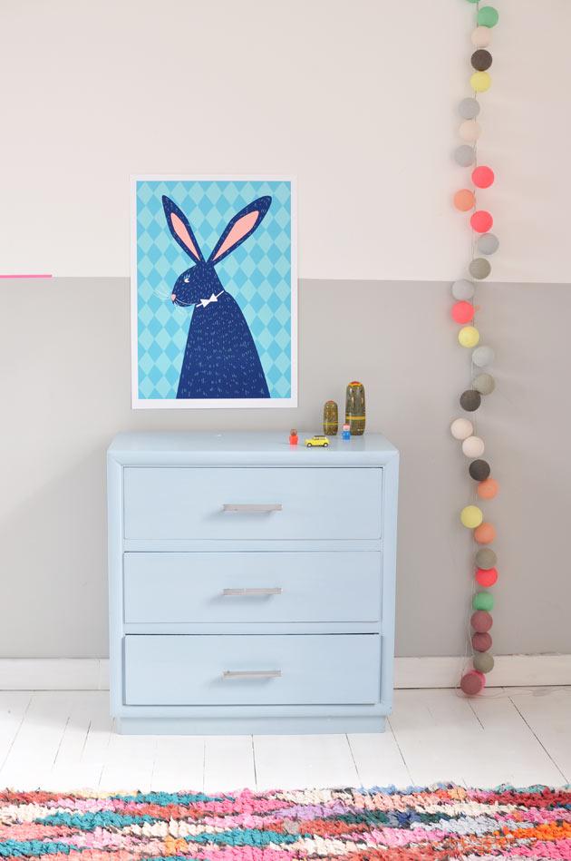 RabbitScreenPrintFamilleSummerbelle