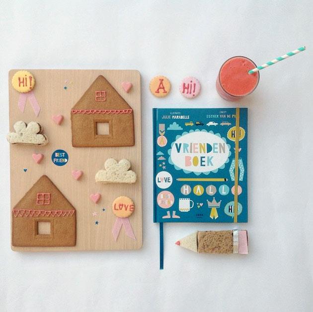 Miko-Design-Vrienden-Boek