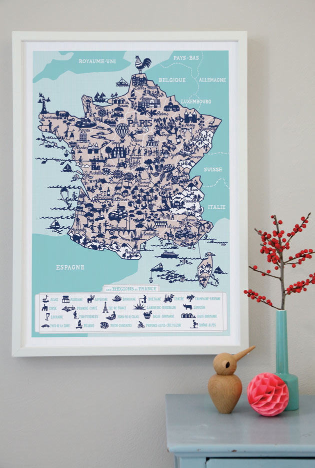 MapofFrance