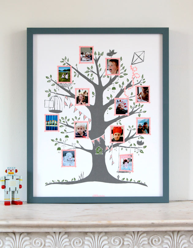 Pink-Family-Tree