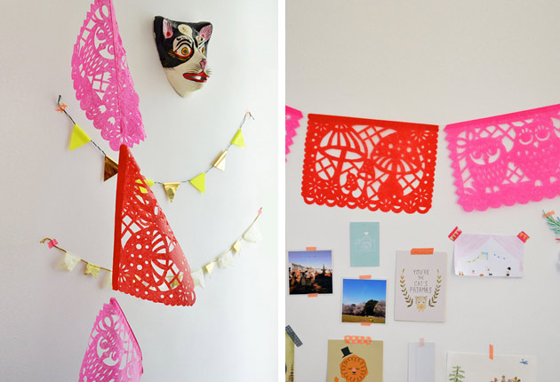 Paper-banner-Red-&-Pink-by-Famille-Summerbelle