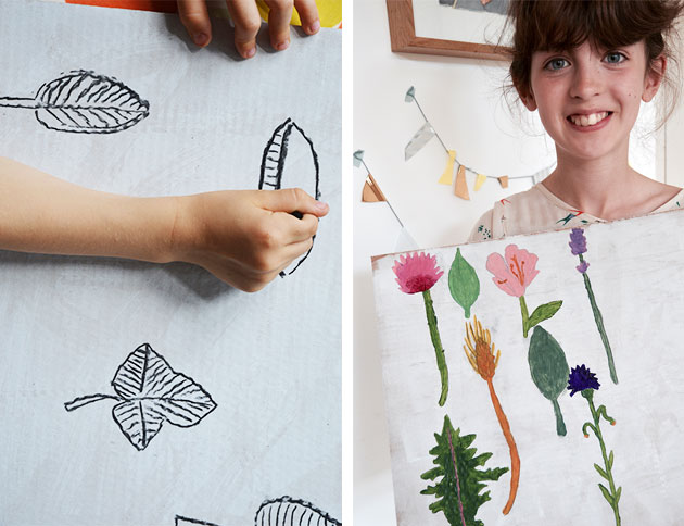 4 Drawing-flowers-by-Ophelia-and-Lucien