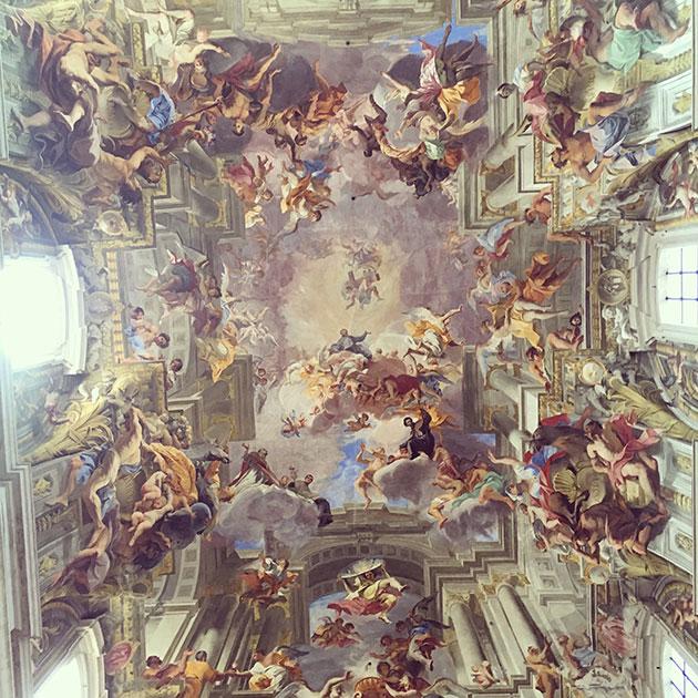 Ceiling-Fresco-Sant-Ignazio-di-Loyola