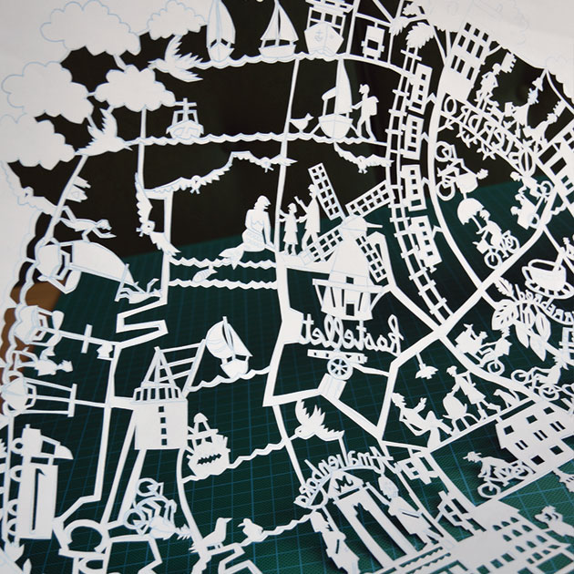 Cutting-Copenhagen-map