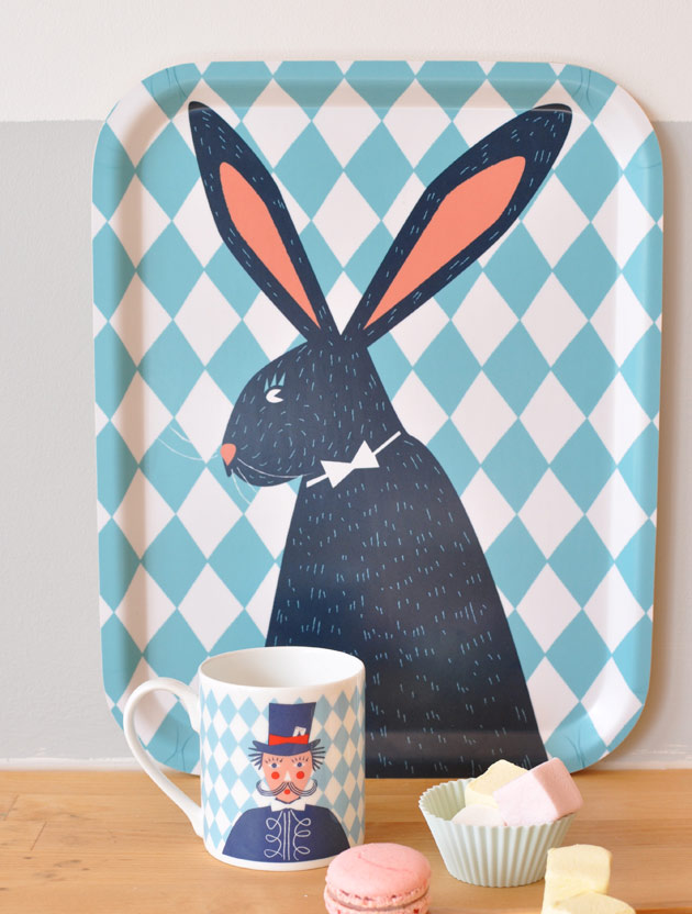 RabbitTray