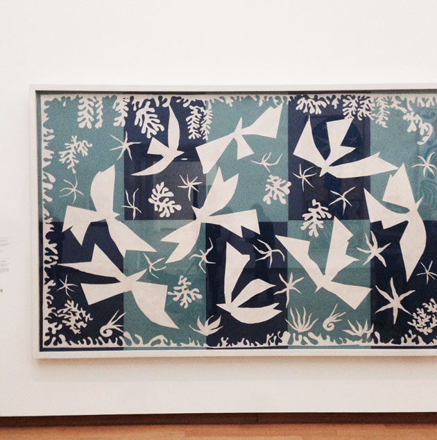Matisse-Polynesia the Sea