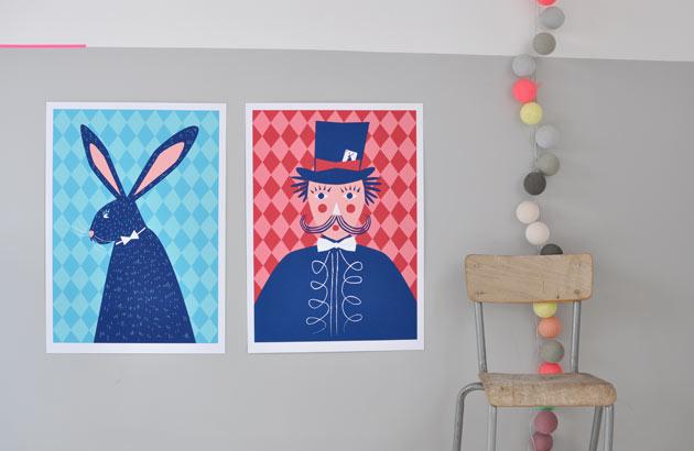 MagicianRabbitPrints