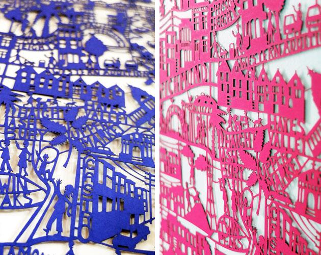 Paper-cut-colours-pink-blue-&-black