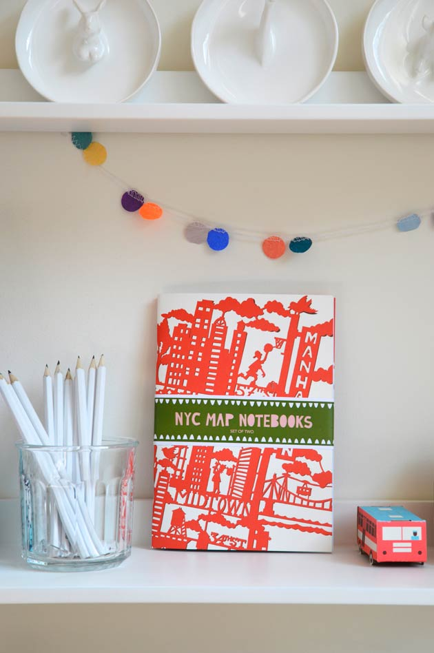 NYC Notebooks by Famille Summerbelle