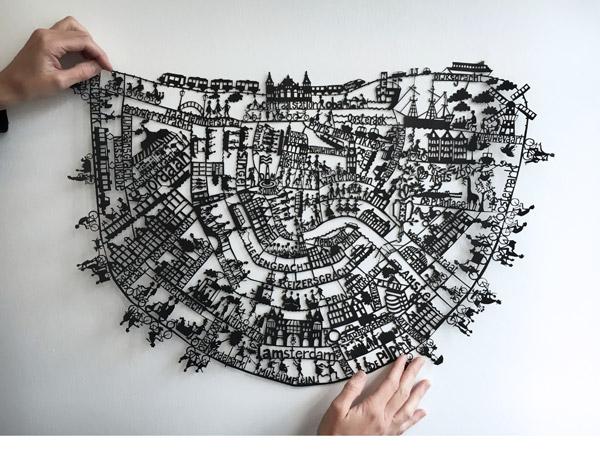 Black-PaperCut-Amspterdam