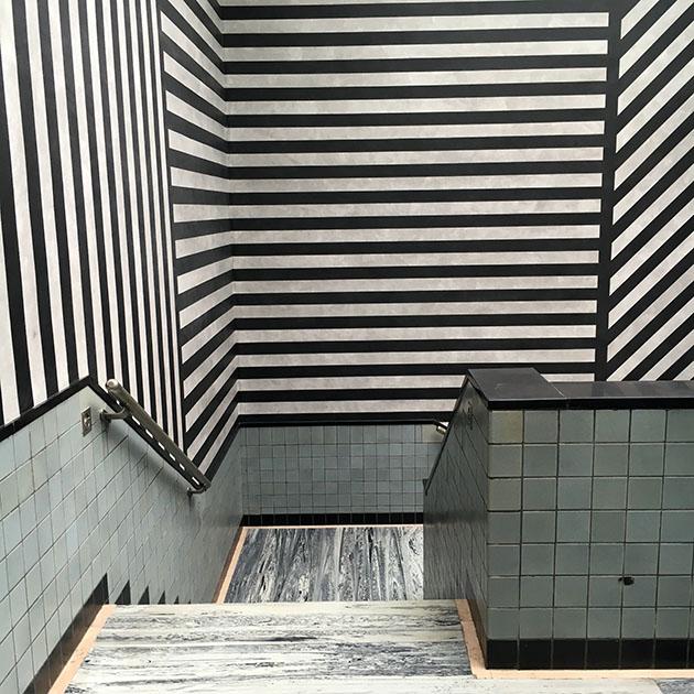 Staircase Gemeente Museum