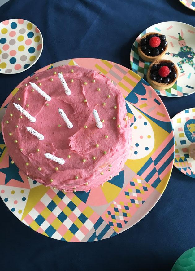 Cake-Plate-Engel-&-Famille-Summerbelle-1