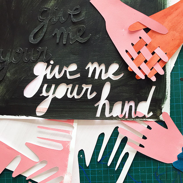 Give-me-your-hand-paper-cut-by-Famille-Summerbelle3