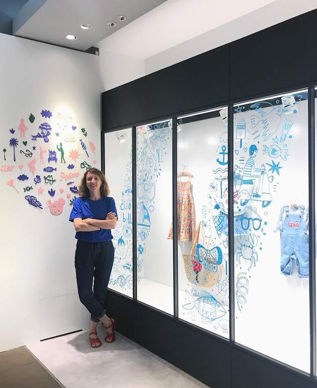 Julie-Marabelle-collaboration-with-Bonton-Japan