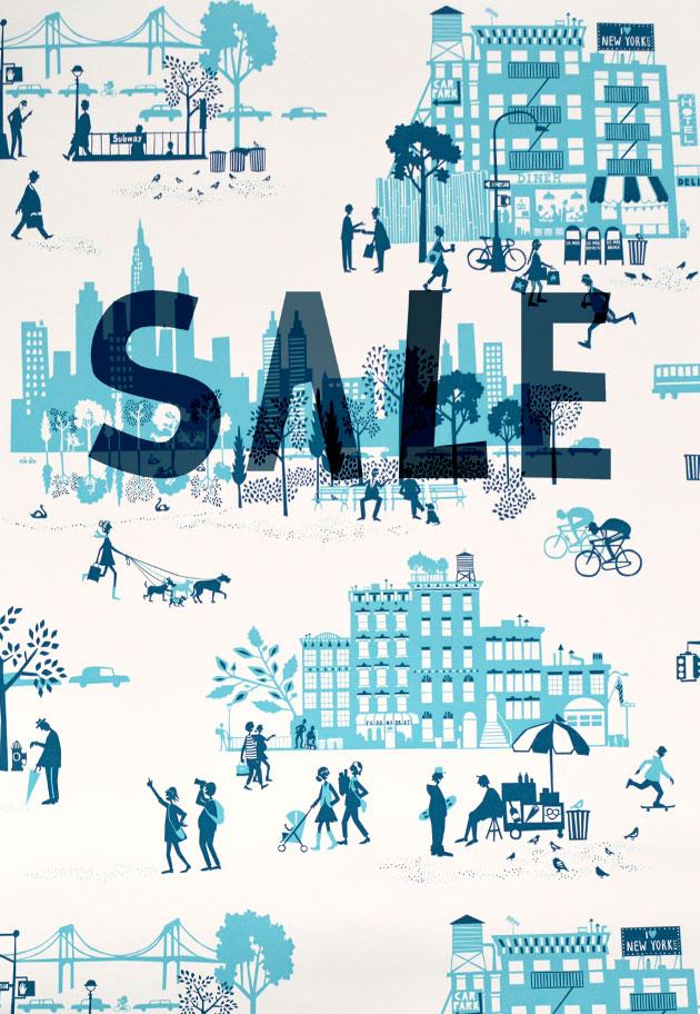 Famille-Summerbelle-Sale-Wallpaper