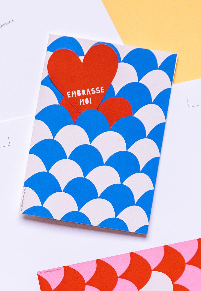 Roof_Tiles_Heart_Shapes_card_Famille_Summerbelle